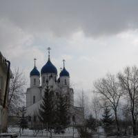 церковь Иверской иконы Божией Матери, Кедровка
