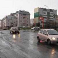 Вид на улицу Торговая 2011, Кедровка