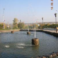 Фонтаны в Кедровке, Кедровка