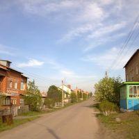 Кулацкие коттеджи 2011, Кедровка