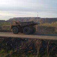 Кедровский Разрез (БЕЛАЗ), Кедровка