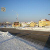 Вид на Котеджи, Кедровка