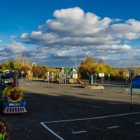 Детская площадка, Кедровка