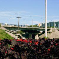 2001-08-04 Кемерово Искитимский мост (Октябрьский - Советский), Кемерово