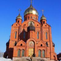 2002-03-02 Кемерово Знаменский Кафедральный Собор, Кемерово