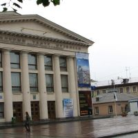 Kemerovo_06_2007_Muz_teatr, Кемерово
