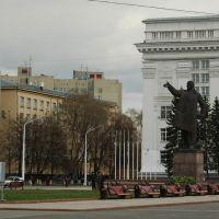 Ленин в Кемерово, Кемерово