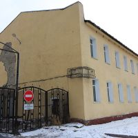 ул.Весенняя,5а: муниципальная баня; 19.11.2011, Кемерово