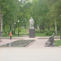 Памятник Шахтеру, Киселевск