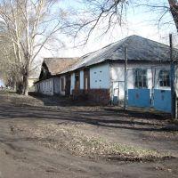 Бывший СТК ДОСААФ, Киселевск