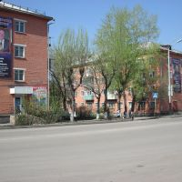 Ул.Советская, Киселевск