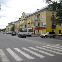Переулок Транспортный, Киселевск