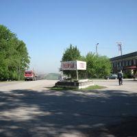 Перекрёсток у мебельной фабрики, Киселевск