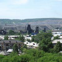 """Копры шахты """"Киселевская"""", Киселевск"""