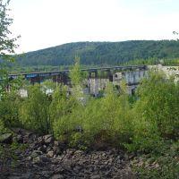 Плотина, Крапивинский