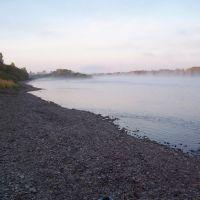 Стоянка Натальин остров, Крапивинский