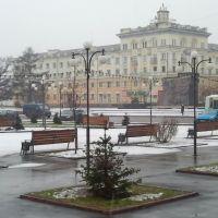 Центр, Ленинск-Кузнецкий