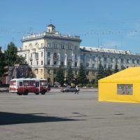Ленинск-Кузнецкий  Центр, Ленинск-Кузнецкий