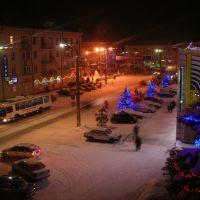 Ночной Центр, Ленинск-Кузнецкий
