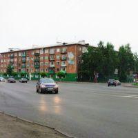 """Ласточка"" / The ""Lastochka"", Ленинск-Кузнецкий"