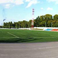 "Стадион ""Шахтёр"" /  The Stadium ""Shakhtar"", Ленинск-Кузнецкий"