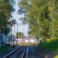Переезд / A Crossway, Ленинск-Кузнецкий