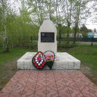Ликвидаторам аварии на Чернобыльской АЭС, Мариинск