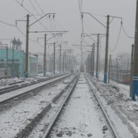 Транссиб, Мариинск
