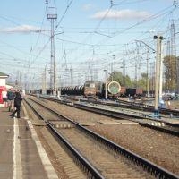 Последняя восточная станция стыкования родов тока, Мариинск