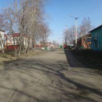 Улица Достоевского, Мариинск