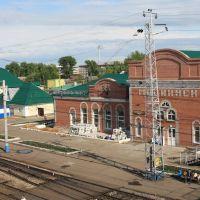 Мариинск 3713км Транссиба, Мариинск