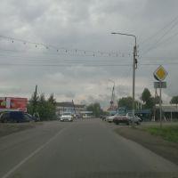 50 лет Октября- Водопроводная-Южная, Мариинск