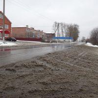 Улица Пальчикова, Мариинск