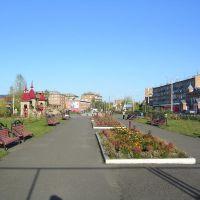 Аллея, Мариинск
