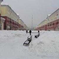 Kommunisticheskiy prospekt, Междуреченск