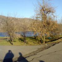 Vid na reku Usa, Междуреченск