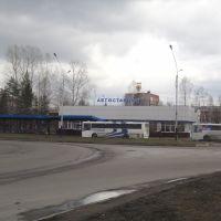 Автостанция, Междуреченск