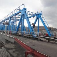 Мост через р. Уса, Междуреченск