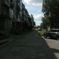 М.Горького 40, Мыски