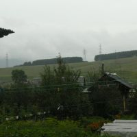 """""""Лысая"""" гора, Мыски"""