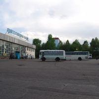 автовокзал г.Мыски, Мыски