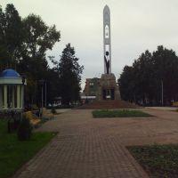 Новокузнецк. Черный тюльпан, Новокузнецк