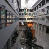 Новокузнецк. Внутренний дворик Сити, Новокузнецк