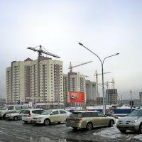 Novokuznetsk / Новокузнецк Новый город, Новокузнецк
