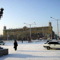Novokuznetsk  / Новокузнецк Жилой дом на пр. Металлургов - 39, Новокузнецк