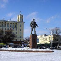 Novokuznetsk  / Новокузнецк Площадь Маяковского, Новокузнецк