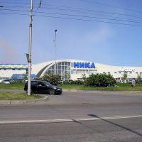 Novokuznetsk / Новокузнецк Торговый центр Ника, Новокузнецк