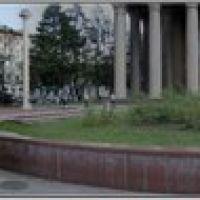 Novokuznetsk / Новокузнецк Театральная площадь (панорама на 360°), Новокузнецк
