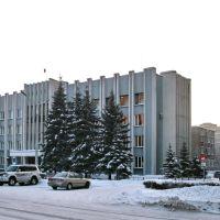 Novokuznetsk / Новокузнецк Администрация новокузнецкого района, Новокузнецк