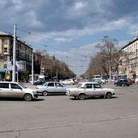 Novokuznetsk  / Новокузнецк Пр. Металлургов, Новокузнецк